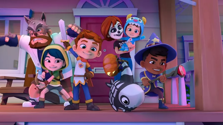 Capture décran 2021 09 20 à 14.26.52 - Netflix ajoute 4 nouveaux programmes spécial Kids pour fêter Halloween en toute tranquillité (Sélection enfants)